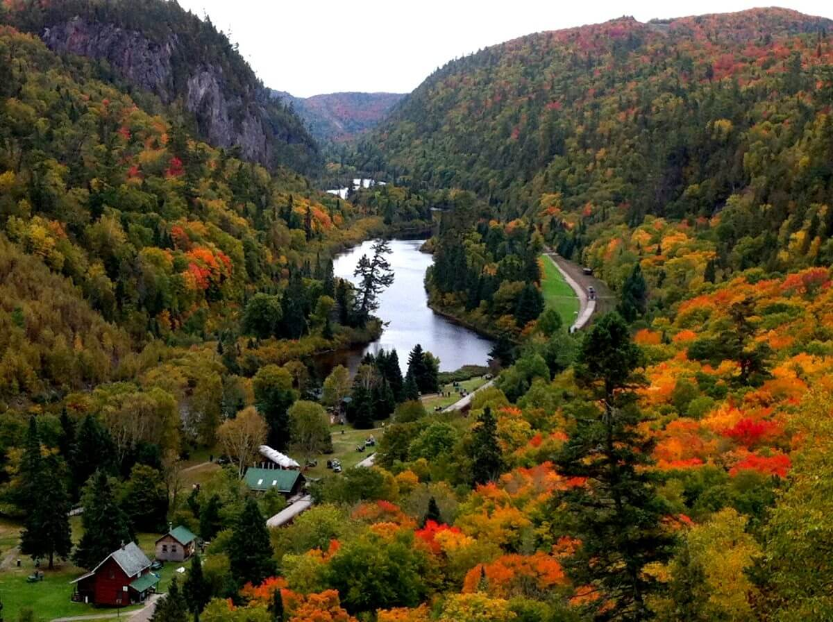 agawa canyon is one of the things to do in sault ste marie
