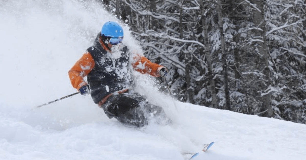 skiing searchmont
